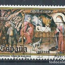 Sellos: R11/ ESPAÑA USADOS 1984, EDF. 2776, NAVIDAD. Lote 67839013