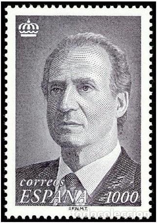 ESPAÑA 1995 - JUAN CARLOS SELLO DE 1000 PESETAS - EDIFIL Nº 3403 (Sellos - España - Juan Carlos I - Desde 1.986 a 1.999 - Nuevos)