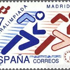 Sellos: USADO - EDIFIL 3220 - SPAIN 1992 PARALIM-PIADA MADRID 92 /M. Lote 206997150