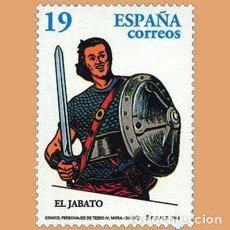 Sellos: USADO - EDIFIL 3435 - SPAIN 1996 COMICS PERSONALES DE TEBEOS /M. Lote 295643368