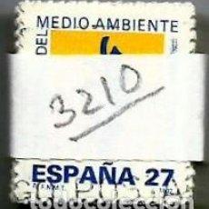 Sellos: ESPAÑA 1992 EDI 3210 (PASTILLA DE 100 SELLOS) USADOS. Lote 69637569