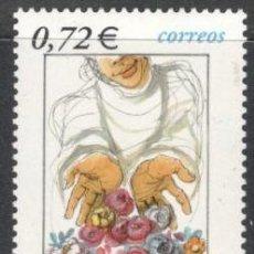 Sellos: ESPAÑA. 2001. VOLUNTARIADO. MNH**. Lote 70347050