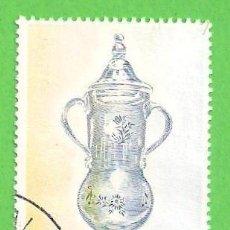 Sellos: EDIFIL 2943. ARTESANIA ESPAÑOLA - VIDRIO. (1988).. Lote 71023189