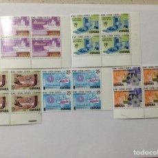 Sellos: ESPAÑA 1980 ESPAÑA EXPORTA EDIFIL 2563/7** BLOUE DE 4. Lote 71939751