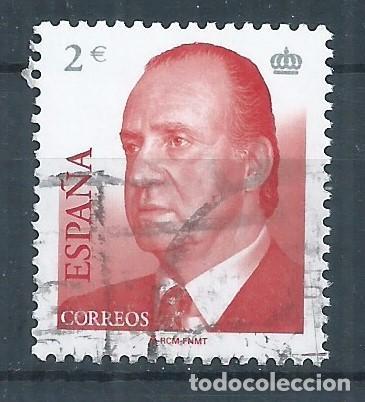 R12/ ESPAÑA USADOS, S.M. DON JUAN CARLOS I (Sellos - España - Juan Carlos I - Desde 2.000 - Usados)