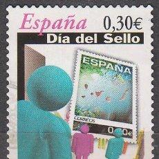 Sellos: EDIFIL 4330, DIA DEL SELLO 2007, USADO. Lote 72690311