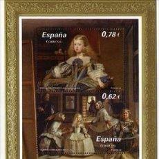 Sellos: [CF5158] ESPAÑA 2009, HB PINTURA (EMISIÓN CONJUNTA CON AUSTRIA) (MNH). Lote 73252115