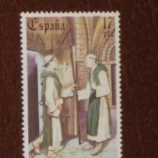 Sellos: NUEVO - EDIFIL 2810 SIN FIJASELLOS - SPAIN 1985 MNH - DIA DEL SELLO /M. Lote 155994432