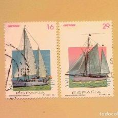Sellos - 1994 - BARCOS DE EPOCA - EDIFIL 3314-3315 - 73578631
