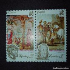 Sellos: ESPAÑA 1990 EDIFIL 3090A Y 3090B. Lote 73725523