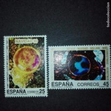 Sellos: ESPAÑA 1990 EDIFIL 3084 AL 3085. Lote 73725467