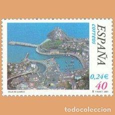 Sellos: NUEVO - EDIFIL 3800 SIN FIJASELLOS - SPAIN 2001 MNH - LUARCA /M. Lote 277438283