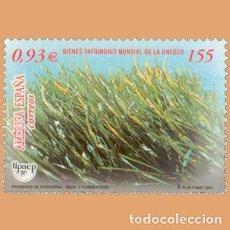 Selos: NUEVO - EDIFIL 3821 SIN FIJASELLOS - SPAIN 2001 MNH - AMERICA UPAEP /M. Lote 172152323