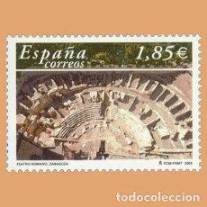 Sellos: NUEVO - EDIFIL 3984 SIN FIJASELLOS - SPAIN 2003 MNH - ZARAGOZA /M. Lote 218285015