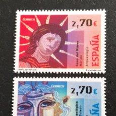 Sellos: NUEVO - EDIFIL 4470/4471 SIN FIJASELLOS - SPAIN 2009 MNH - ARQUEOLOGIA /M. Lote 75723953