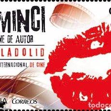Sellos: SPAIN 2016 - SPANISH CINEMA - VALLADOLID INTERNATIONAL FILM WEEK MNH. Lote 74470431