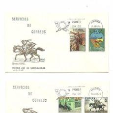 Sellos: 2 S.P.D. SERVICIO DE CORREOS. Lote 74666071