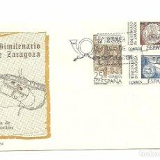Sellos: S.P.D. BIMILENARIO DE ZARAGOZA. Lote 74666511