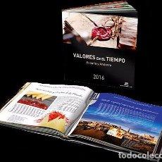 Sellos: SPAIN 2016 - YEAR BOOK SPAIN & ANDORRA 2016 MNH. Lote 74745911