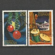 Sellos: ESPAÑA EDIFIL NUM. 2925/2926 SERIE COMPLETA USADA. Lote 76099779