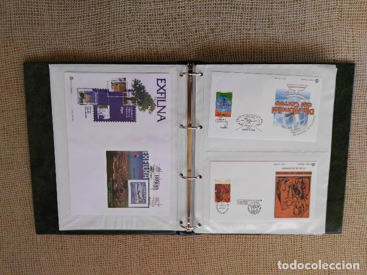 Sellos: SOBRES PRIMER DIA AÑO 2001 (COMPLETO). LUJO. LEER DESCRIPCION. FALTA SPD 3818/19 - Foto 3 - 76894263