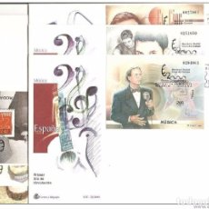 Sellos: LOTE DE 11 SPD ESPAÑA 2000, EDIFIL 3756/ 66. Lote 77359985