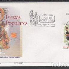 Sellos: 2003 SOBRE PRIMER DIA EDIFIL 3958 NUEVO. FIESTAS POPULARES. Lote 110341754