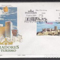 Sellos: 2003 SOBRE PRIMER DIA EDIFIL 3999 NUEVO. PARADORES DE TURISMO. Lote 110342387