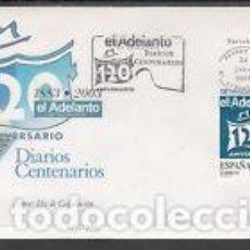 Sellos: 2003 SOBRE PRIMER DIA EDIFIL 4002 NUEVO. EL ADELANTO SALAMANCA. Lote 110342444
