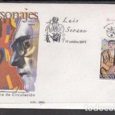 Sellos: 2003 SOBRE PRIMER DIA EDIFIL 4026 NUEVO. HOMENAJE A LUIS SEOANE. Lote 110342627