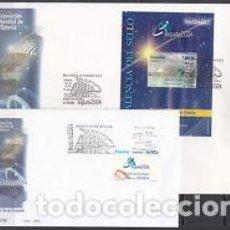 Sellos: 2003 SOBRE PRIMER DIA EDIFIL 4033/34 NUEVOS. ESPAÑA 2004. Lote 77601957