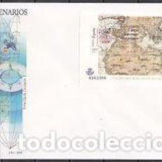 Sellos: 2003 SOBRE PRIMER DIA EDIFIL 4021 NUEVO. REAL SOCIEDAD GEOGRAFICA. Lote 77603965