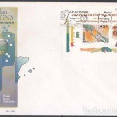 Sellos: 2003 SOBRE PRIMER DIA EDIFIL 4036 NUEVO. PLAN MAGNA. Lote 77604077