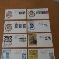 Sellos: 1981 20 SOBRES PRIMER DIA (SPD) CASI COMPLETO ESPAÑA. FOTOS. LEER DESCRPCION. Lote 77639081