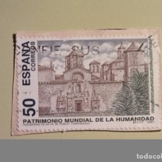 Sellos - 1993 - MONASTERIO DE SANTA MARIA DE POBLET - EDIFIL 3276 - 77904437