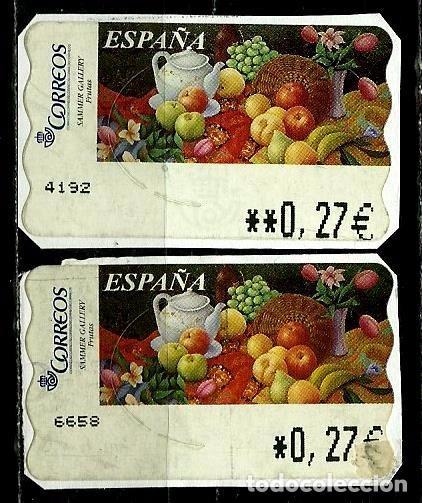 espa a 2003 etiqueta atm termica pinturas f comprar sellos rh todocoleccion net