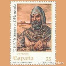 Selos: NUEVO - EFIDIL 3655 SIN FIJASELLOS - SPAIN 1999 MNH - CENTENARIO CID /M. Lote 184047682