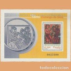 Sellos: NUEVO - EFIDIL 3817/3819 SIN FIJASELLOS - SPAIN 2001 MNH - SANTO DOMINGO SILOS / M. Lote 83174148