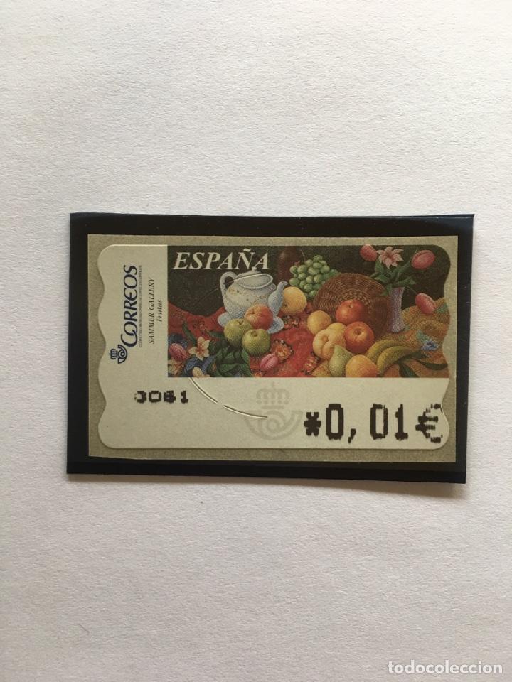 atms espa a frutas 4 digitos anchos comprar sellos nuevos juan rh en todocoleccion net