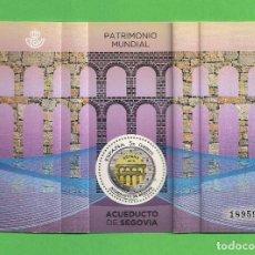 Sellos: EDIFIL 0000 HB. PATRIMONIO MUNDIAL DE LA UNESCO - ''ACUEDUCTO DE SEGOVIA''. (2016).**. Lote 84102640