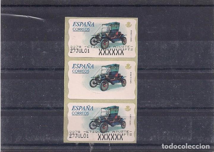 ATMS: (Sellos - España - Juan Carlos I - Desde 2.000 - Nuevos)