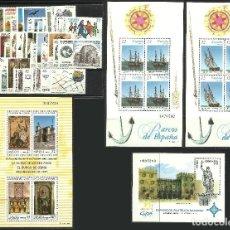 Sellos: ESPAÑA 1997 AÑO COMPLETO NUEVO, SIN SEÑAL FIJASELLOS, MNH**. Lote 85298264