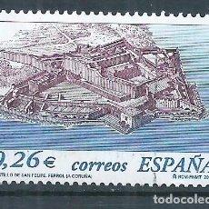Sellos: R16/ ESPAÑA USADOS 2003, EDF. 3986, CASTILLOS. Lote 85829032
