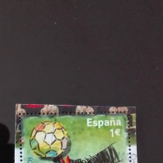 Sellos: EDIFIL 4429 EUROCOPA 2008. Lote 86382808