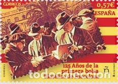 AÑO 2016 (5050) BOLSA FILATELICA DE BARCELONA (NUEVO) (Sellos - España - Juan Carlos I - Desde 2.000 - Nuevos)