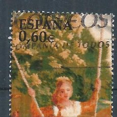 Sellos: R16/ ESPAÑA USADOS 2008, PATRIMONIO NACIONAL. Lote 86998964