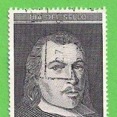 Sellos: EDIFIL 3110. DÍA DEL SELLO - RETRATO DE JUAN DE TASSIS Y PERALTA, II CONDE DE VILLAMEDIANA. (1991).. Lote 87649324