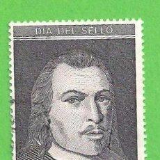 Sellos: EDIFIL 3110. DÍA DEL SELLO - RETRATO DE JUAN DE TASSIS Y PERALTA, II CONDE DE VILLAMEDIANA. (1991).. Lote 87649424