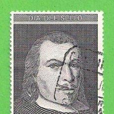 Sellos: EDIFIL 3110. DÍA DEL SELLO - RETRATO DE JUAN DE TASSIS Y PERALTA, II CONDE DE VILLAMEDIANA. (1991).. Lote 87649508