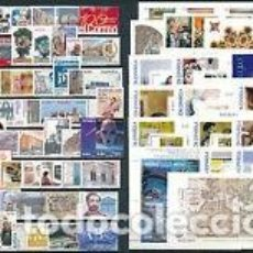 Sellos: SELLOS ESPAÑA Y ANDORRA AÑO 2003 COMPLETO NUEVO SIN SEÑAL DE FIJASELLOS. Lote 88222356